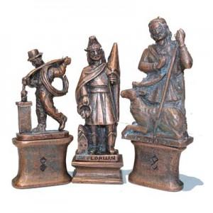 Dimnjačar, sv. Florijan, Sv. Hubert